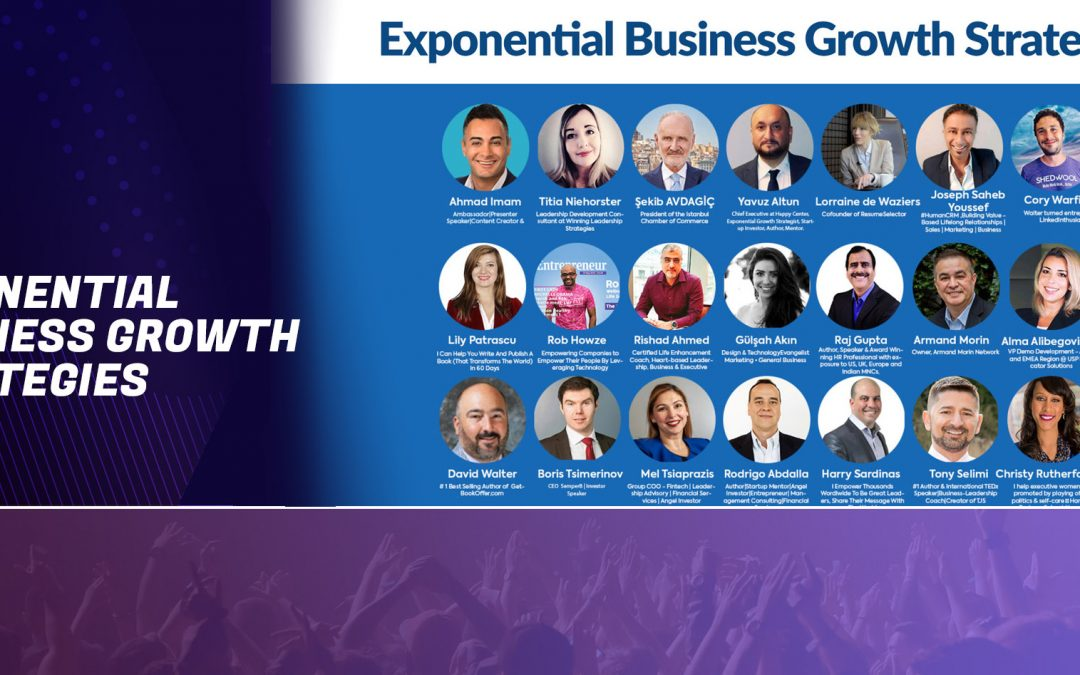 Exponential Business Growth Strategies